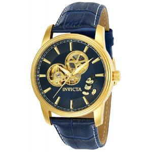 Ceas Invicta Disney Limited Edition Blue Leather Strap 24501