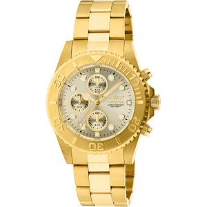 Ceas Invicta Pro Diver Men Gold 1774