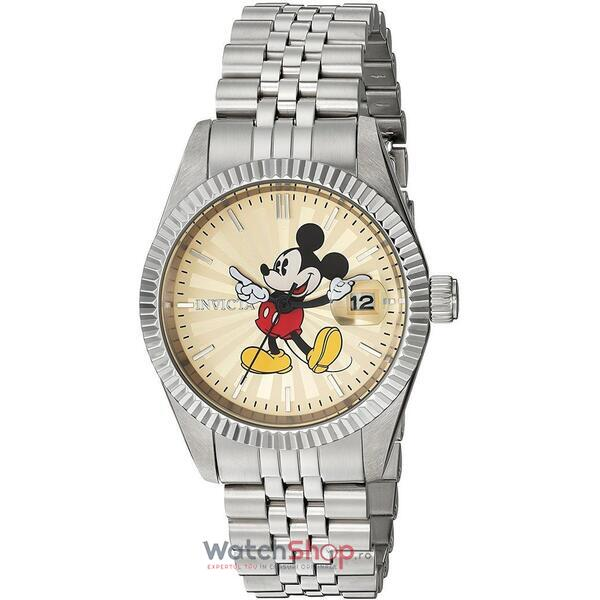 Ceas Invicta Disney Limited Edition Ladies Silver 22774