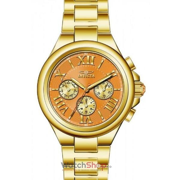 Ceas Invicta Angel Gold 18749