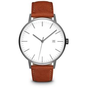 Ceas Linjer THE MINIMALIST GUNMETAL/TAN