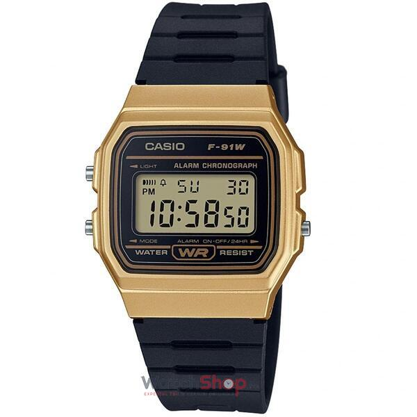 Ceas Casio Retro F-91WM-9AEF