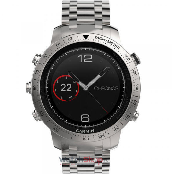 SmartWatch Garmin Fenix Chronos 010-01957-02 Set