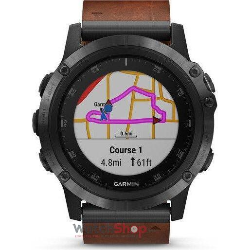 SmartWatch Garmin Fenix 5X Plus 010-01989-03 Set