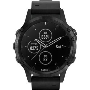 SmartWatch Garmin Fenix 5 Plus 010-01988-07 Set