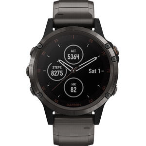 SmartWatch Garmin Fenix 5 Plus 010-01988-03 Set