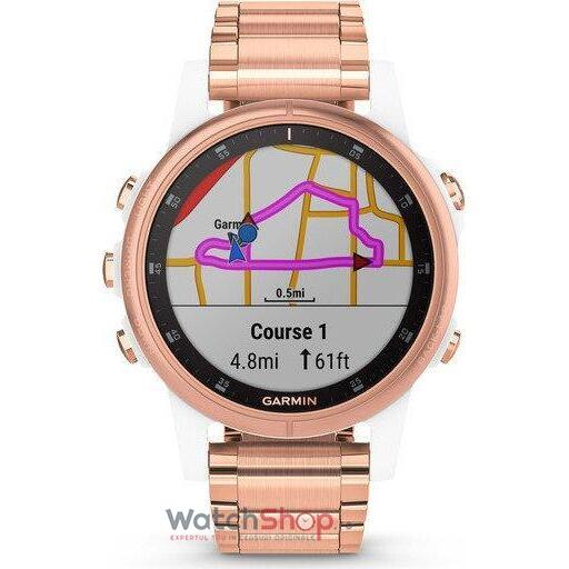 SmartWatch Garmin Fenix 5S Plus 010-01987-11 Set