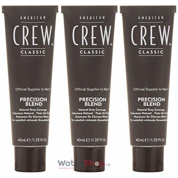American Crew Crew precision blend dark 40 ml (x3)