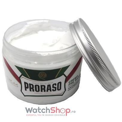 lotiune Proraso Green pre shaving cream 300 ml