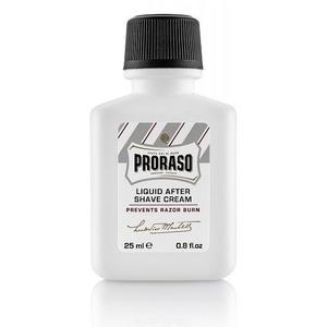 Proraso White after shave cream 25 ml