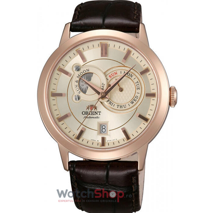 Ceas Orient SUN AND MOON FET0P001W0 Automatic