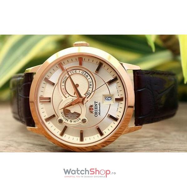 Ceas Orient Sun and Moon Contemporary FET0P001W0