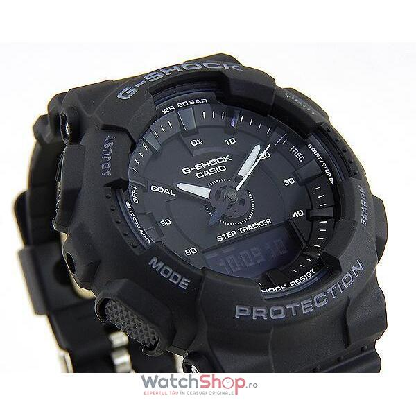 Ceas Casio G-Shock Step Tracker GMA-S130-1