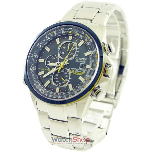 Ceas Citizen Promaster Sky AT8020-54L Blue Angels Eco-Drive