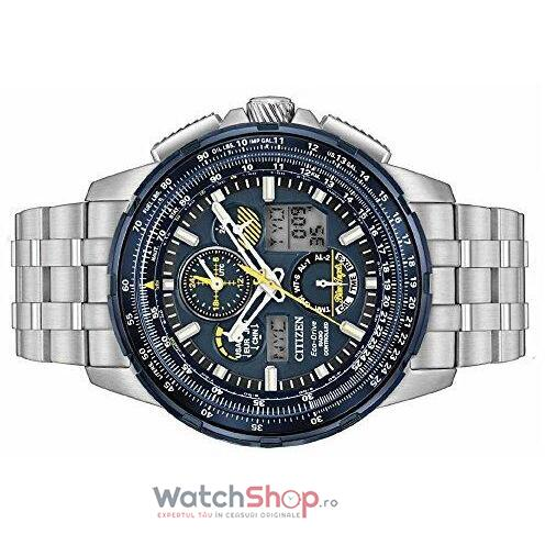 Ceas Citizen Promaster Sky JY8058-50L Blue Angels Eco Drive