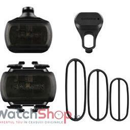 Accesoriu Garmin Bike Speed Sensor and Cadence Sensor 010-12104-00