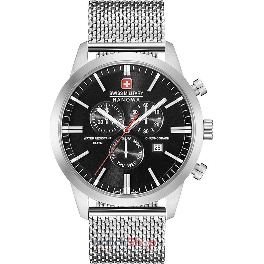 Ceas Swiss Military Hanowa Classic Chrono 06-3308.04.007 de la Swiss Military