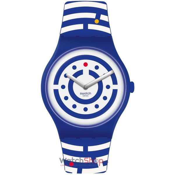 Ceas Swatch Follow The Dots SUOZ279