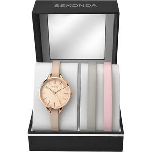 Ceas Sekonda Editions 2629G 3-Piece Gift Set