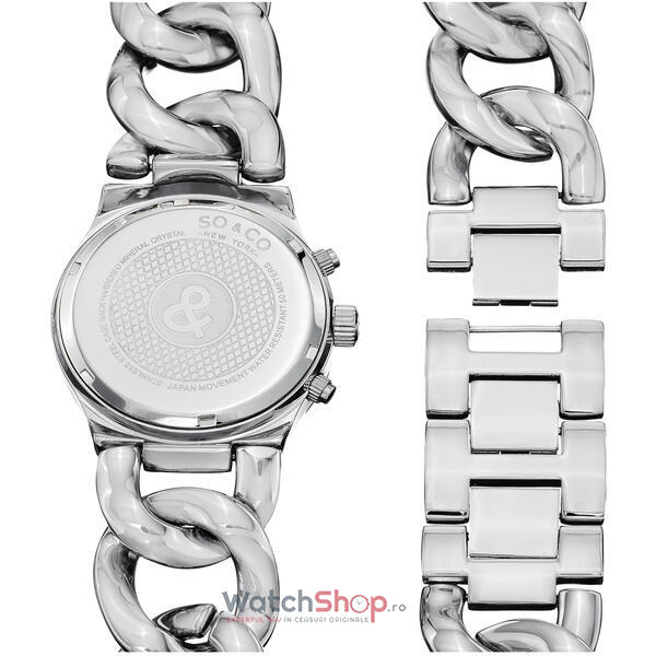 Ceas So&Co SOHO GP15512 Chain