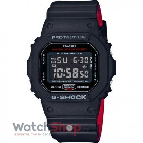 Ceas Casio G-SHOCK DW-5600HR-1ER de la Casio