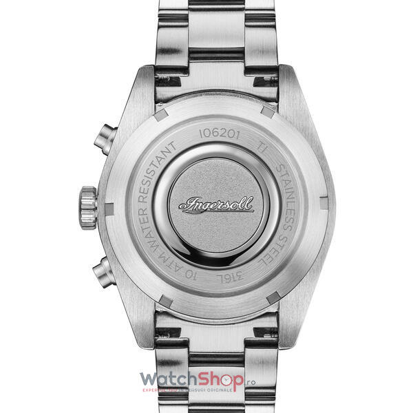 Ceas Ingersoll THE SCOVILL I06201 Cronograf