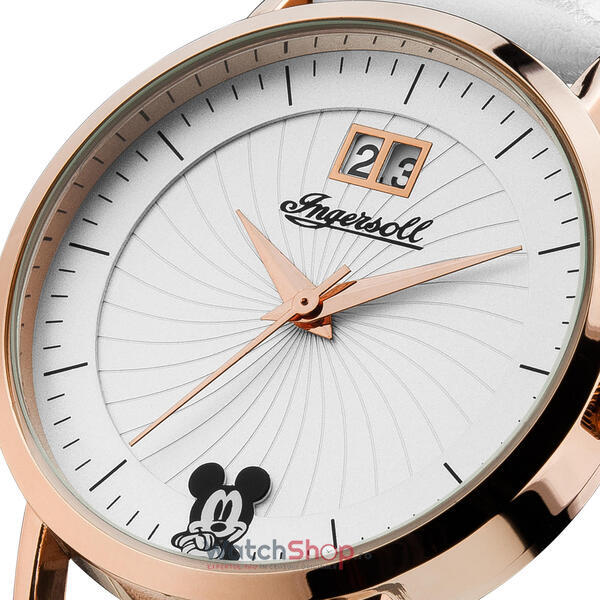 Ceas Ingersoll THE DISNEY ID00502 Editie Limitata Mickey Mouse