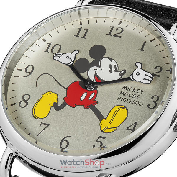 Ceas Ingersoll THE WALT ID01401 Automatic Editie Limitata Mickey Mouse