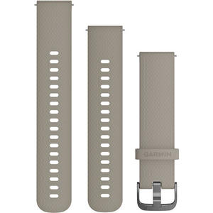 Curea (bratara) ceas Garmin Quick Release 20 Watch Band 010-12691-09 Sandstone