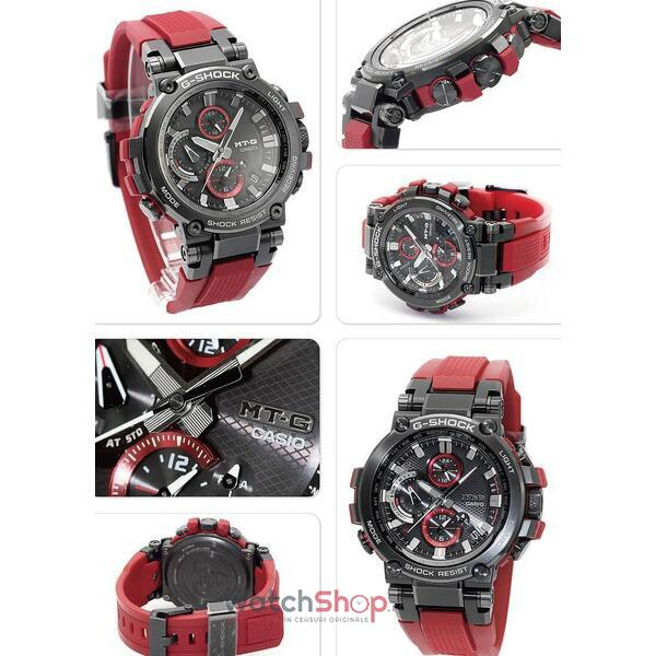 Ceas Casio G-Shock MTG-B1000B-1A4 Tough Solar