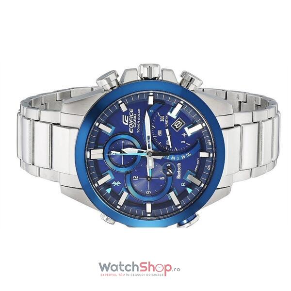 Ceas Casio Edifice EQB-501DB-2A Bluetooth Tough Solar