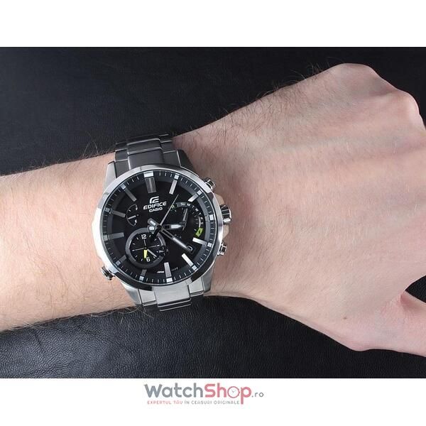 Ceas Casio Edifice EQB-700D-1A Bluetooth Smart Solar
