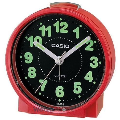 Ceas de birou Casio Wake Up Timer TQ-228-4