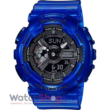 Ceas Casio Baby-G Aqua Planet BA-110CR-2A