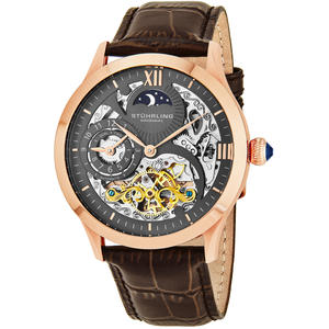 Ceas Stuhrling SPECIAL RESERVE 571.3345K54 Automatic Skeleton