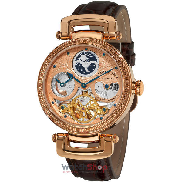 Ceas Stuhrling MAGISTRATE 353A.334K14 Automatic Skeleton