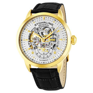 Ceas Stuhrling EXECUTIVE 13333352 Automatic Skeleton