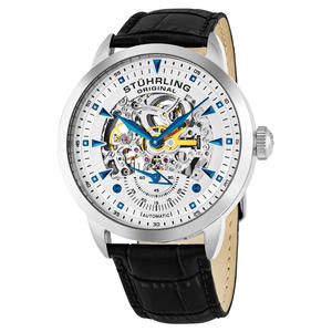 Ceas Stuhrling EXECUTIVE 13333152 Automatic Skeleton