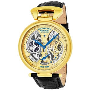 Ceas stuhrling EMPEROR'S GRAND 127A2.333519 Automatic Skeleton