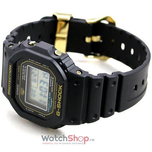 Ceas Casio G-Shock DW-5035D-1B 35th Anniversary ORIGIN GOLD