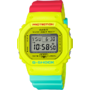 Ceas Casio G-Shock Breezy Rasta Color DW-5600CMA-9