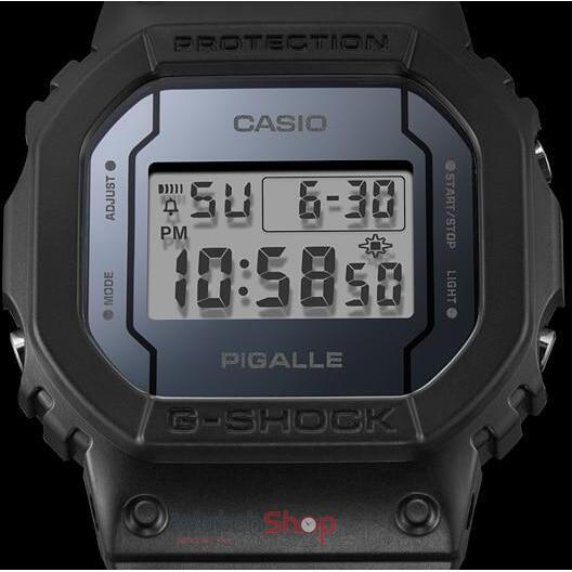Ceas Casio G-Shock PIGALLE Limited Edition DW-5600PGB-1