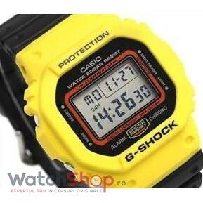 Ceas Casio G-Shock Throwback DW-5600TB-1