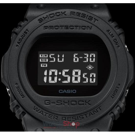 Ceas Casio G-Shock DW-5750E-1B 35th Anniversary