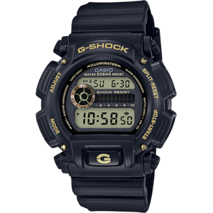 Ceas G-Shock DW-9052GBX-1A9 Black and Gold