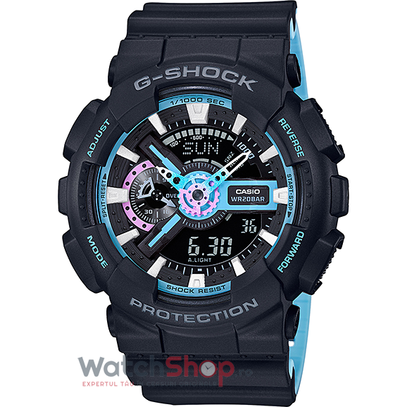Ceas Casio G-Shock GA-110PC-1A