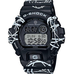 Ceas Casio G-Shock FUTURA Collaboration GD-X6900FTR-1