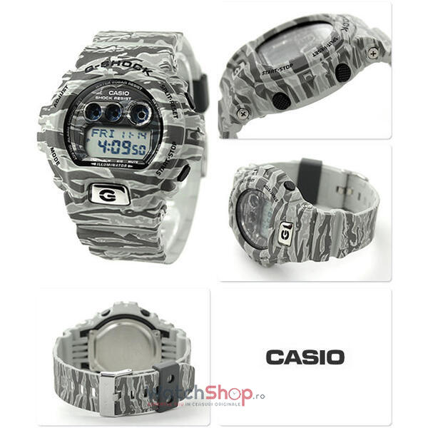 Ceas Casio G-Shock GD-X6900TC-8 Military Cloth
