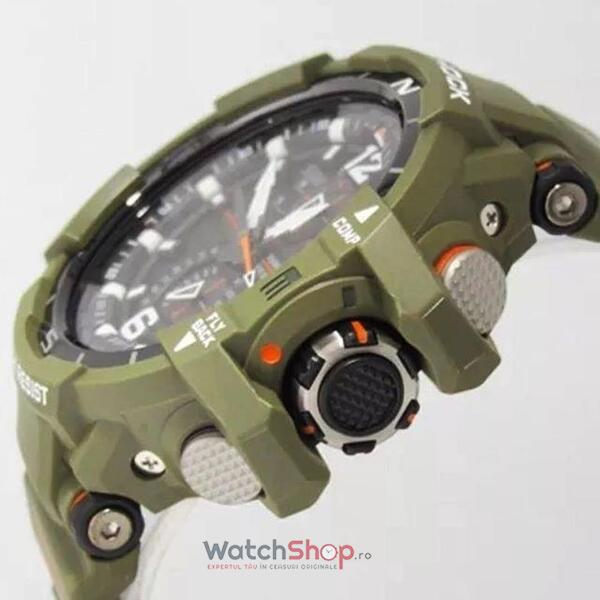 Ceas Casio G-Shock Gravity Defier GW-A1100KH-3A Tough Solar