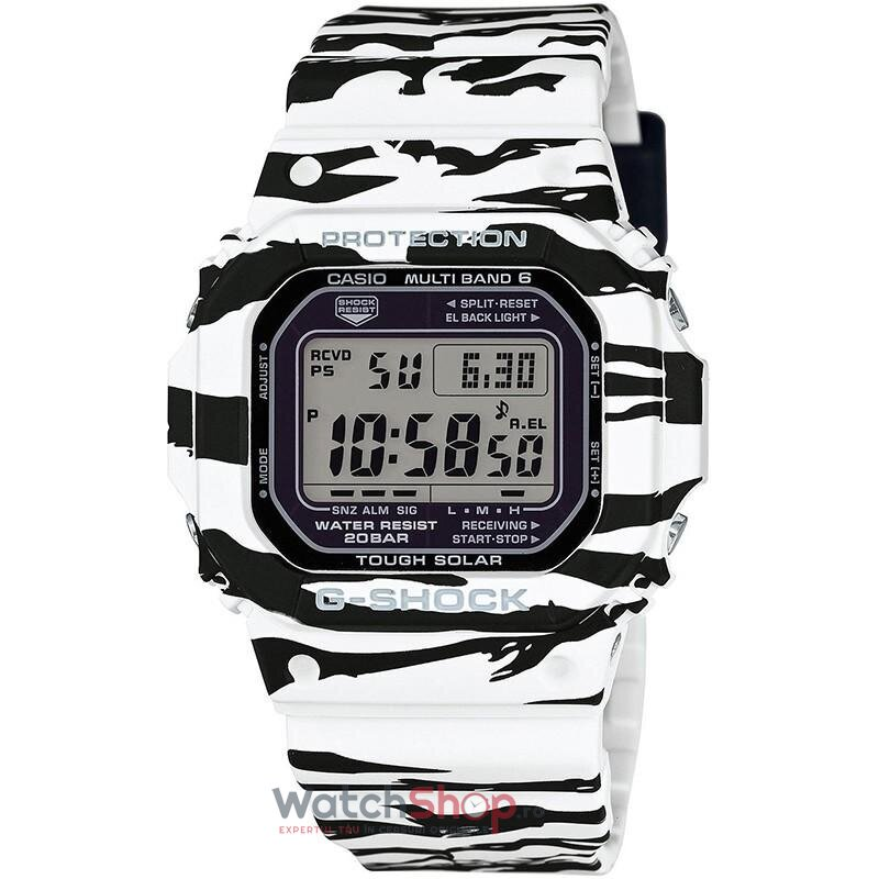 Ceas G-Shock GW-M5610BW-7 Tough Solar